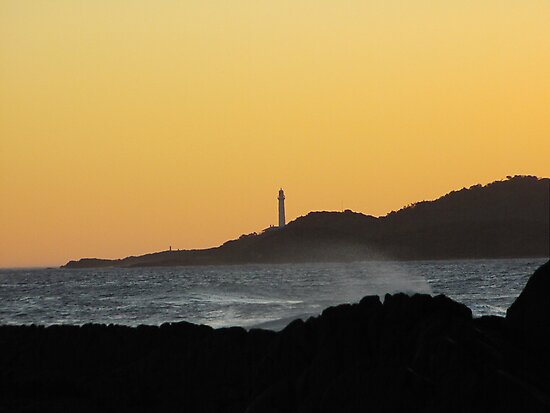 Point Hicks Lighthouse 08 by salsbells69