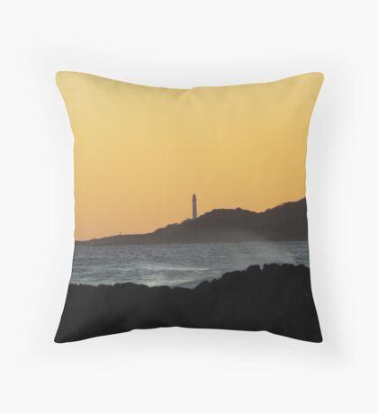 Point Hicks Lighthouse 08 Throw Pillow