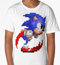 Super Sonic Speed Long T-Shirt