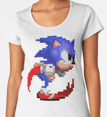 Super Sonic Speed Women's Premium T-Shirt