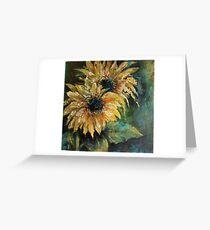 Sunflower Medley Greeting Card