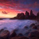Pinnacles by Michael Breitung