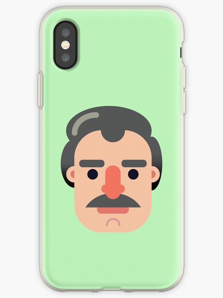 Pablo Escobar by Malattia