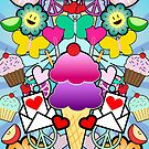 Sweet Tooth by lilloafdesigns