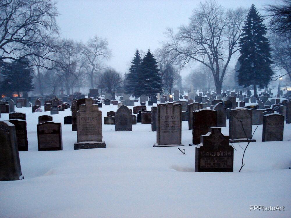 Graveyard by PPPhotoArt