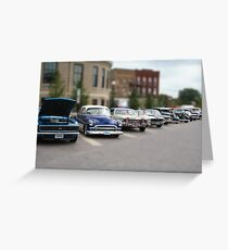 Mini Classics Greeting Card