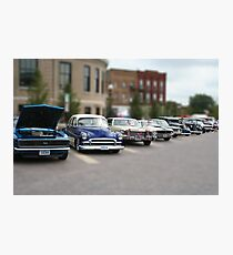 Mini Classics Photographic Print