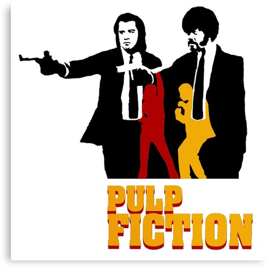 Pulp Fiction by Sean Chandler