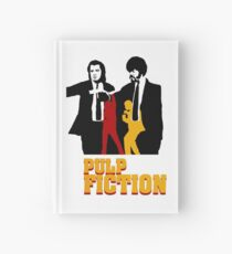 Pulp Fiction Hardcover Journal