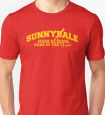 Sunnydale High Home of the Slayer Unisex T-Shirt