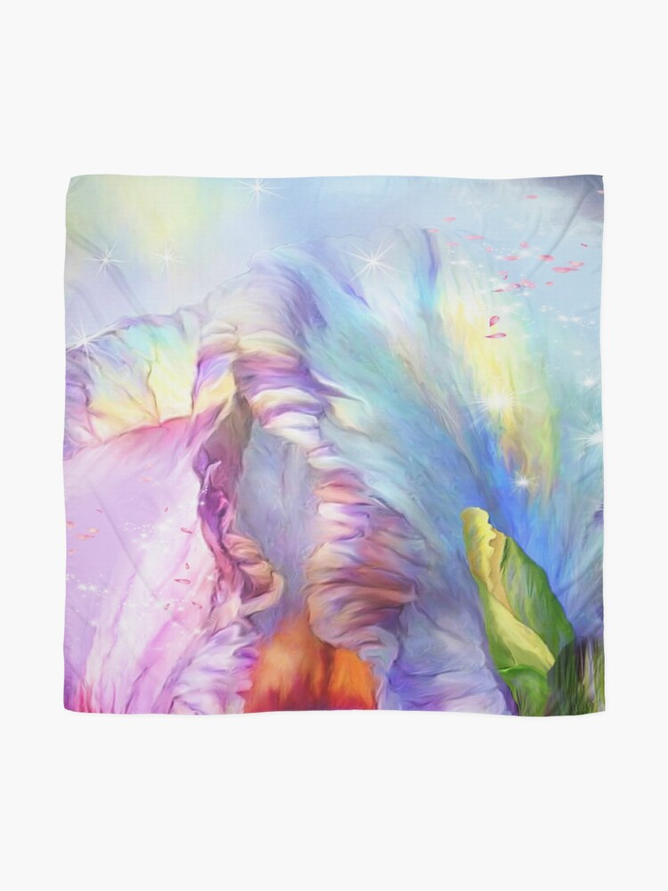 Alternate view of Mystical Abstract Scarf