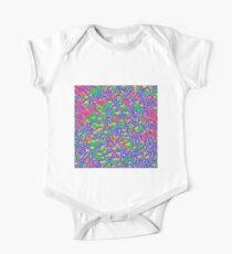 Abstract flowers Kids Clothes