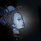 Blue Geisha by tarynb