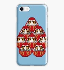 Mount Daruma iPhone Case/Skin