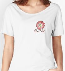 Red Briar Rose Logo Women's Relaxed Fit T-Shirt