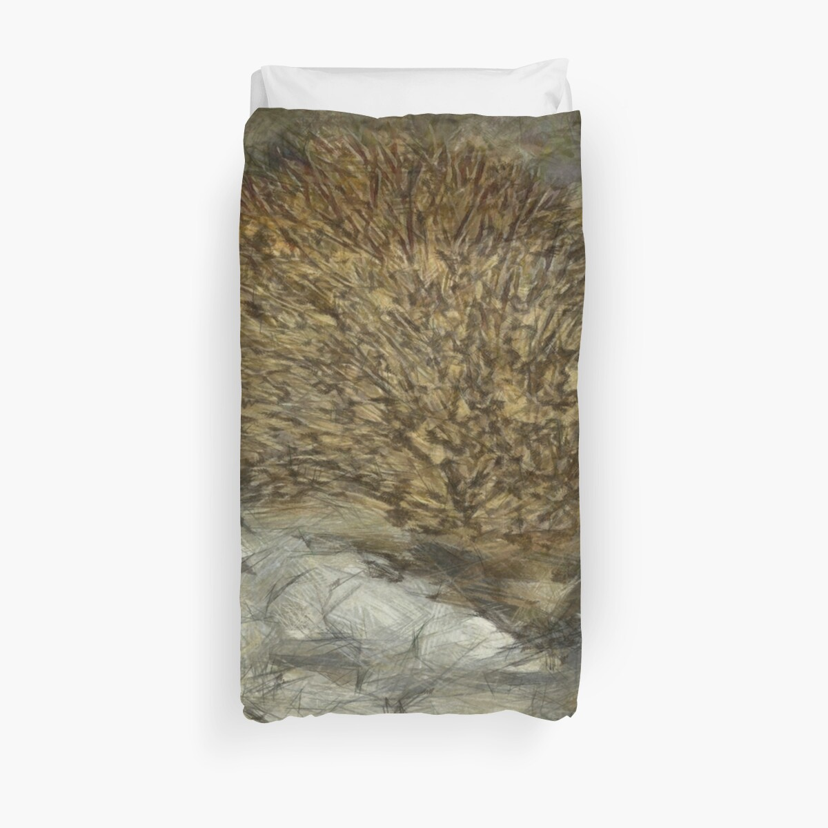 "Hedgehog"" Duvet Covers by taiche 