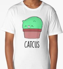 Catcus Long T-Shirt