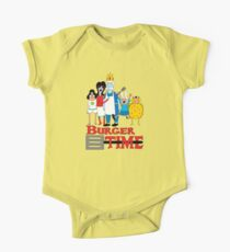 Burger Time One Piece - Short Sleeve