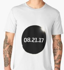 August 21, 2017 Eclipse Men's Premium T-Shirt