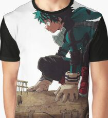 My Hero Academia #01 Graphic T-Shirt