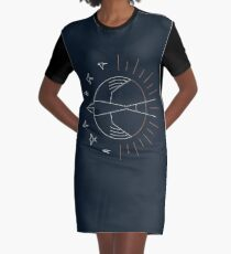 Swallow The Sun Graphic T-Shirt Dress