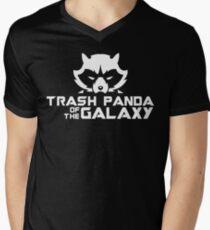 Trash Panda Men's V-Neck T-Shirt