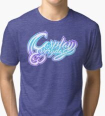 Cosplay Every Day - Color Tri-blend T-Shirt
