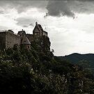 Back to medieval times by Kurt  Tutschek