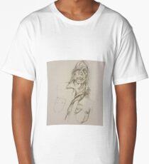 Zombie brains Long T-Shirt
