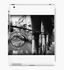 Water in the town iPad Case/Skin