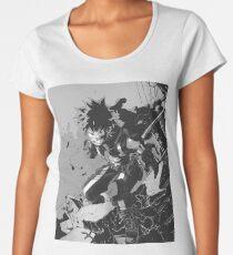 My Hero Academia #04 Women's Premium T-Shirt
