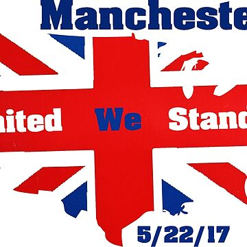 Show Your Support For Manchester by ewater00