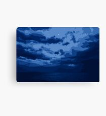 Of Oceans and Stars Canvas Print