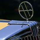 1933 Hupmobile by dlhedberg