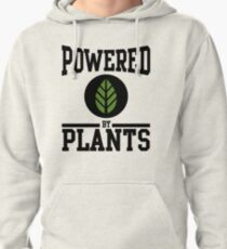 Powered by Plants Pullover Hoodie