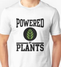 Powered by Plants Slim Fit T-Shirt