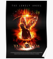 Vale Decem - The Lonely Angel Poster