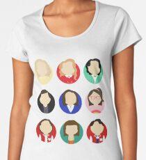 Heathers Busts Women's Premium T-Shirt