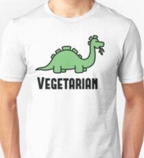 Vegetarian Slim Fit T-Shirt