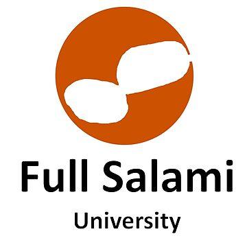 Full Salami University by 5Zap