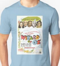 Wizard of Oz Movie Poster Unisex T-Shirt