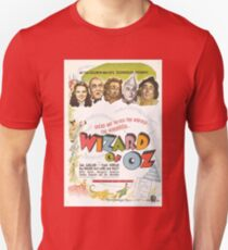 Wizard of Oz Movie Poster T-Shirt