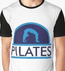 Pilates Graphic T-Shirt