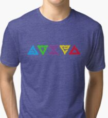Witcher Signs! Tri-blend T-Shirt