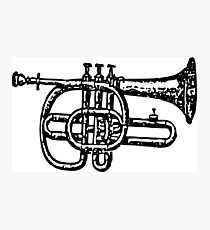 Instrument Photographic Print
