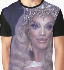 """Valentina's """"Hoy Quiero Confesar"""" - RuPaul's Drag Race Graphic T-Shirt"""