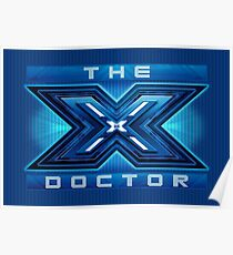 The X Doctor Poster
