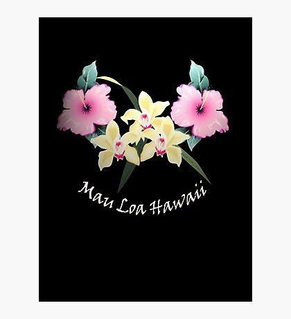 Hawaiian souvenir Photographic Print