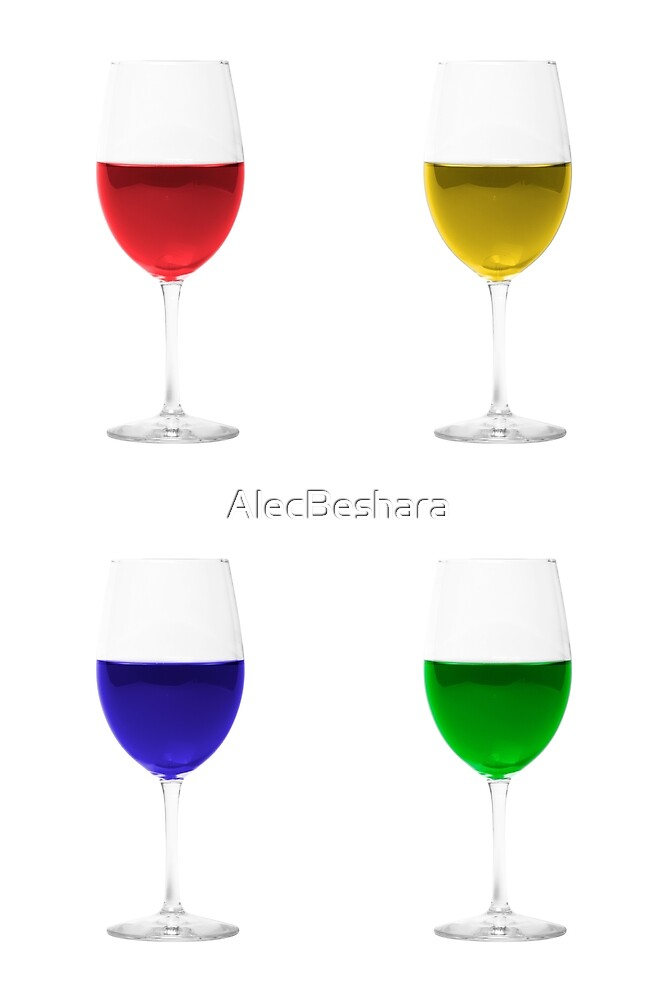 Wine Colors by AlecBeshara
