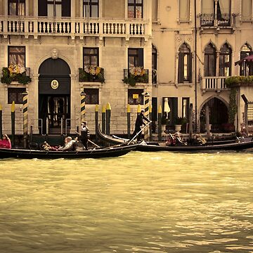 The Gondoliers by PeterVines